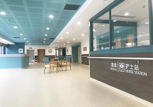 招商地产广州番禺国际康复颐养中心