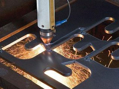 铜板激光切割