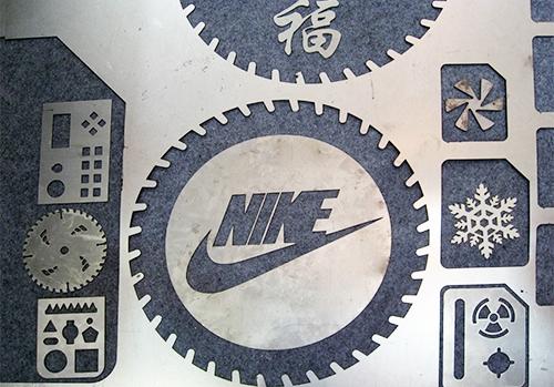 广州激光切割加工