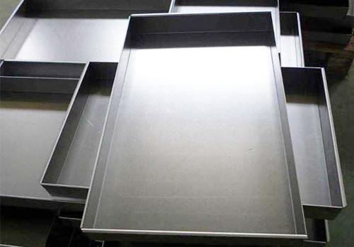 广州铁板折弯加工