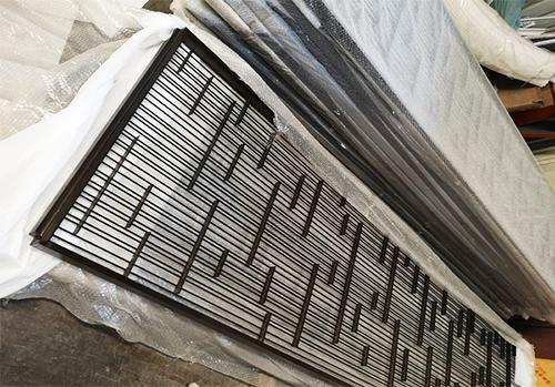 深圳不锈钢屏风加工