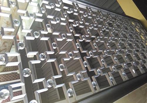 广州不锈钢背景墙
